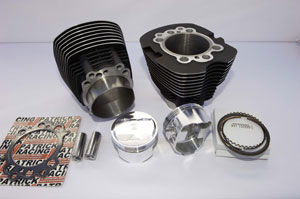 Big Bore Kit (RESLEEVED) - 110 cu inch / 101mm / 1810cc (Yam Roadstar 1600)