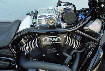Patrick Racing Billet: V-Rod